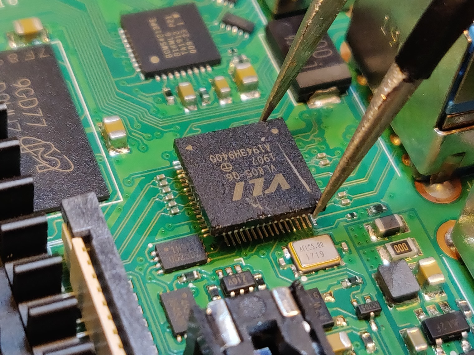 Raspberry Pi 4 PCI Express: It actually works! USB3, SATA